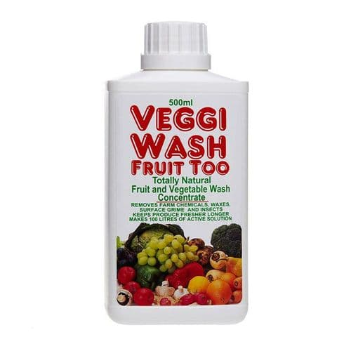 FOOD SAFE Veggi Fruit & Veg Concentrated Wash